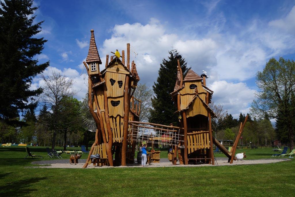 Panorama Park: een betaalbaar uitje met de kinderen.