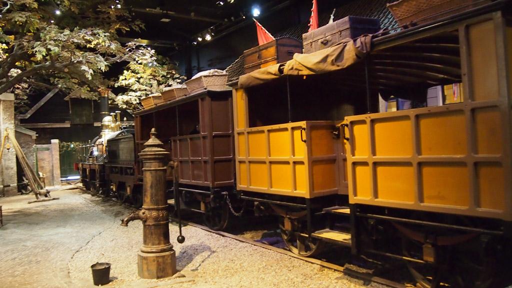 Spoorwegmuseum de grote ontdekking met kids