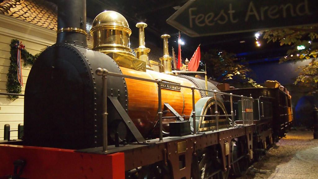 Spoorwegmuseum De Arend