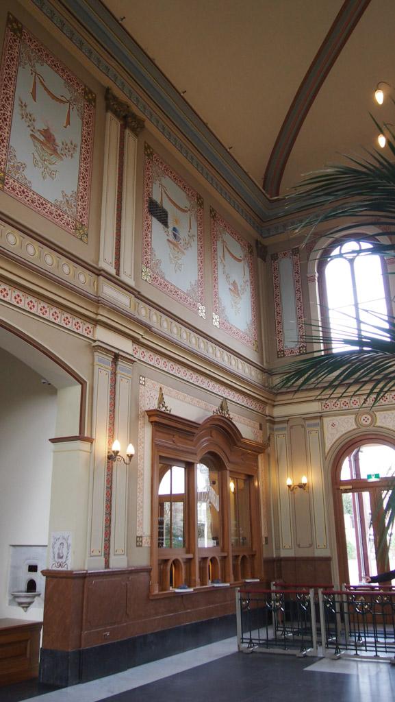 Spoorwegmuseum oude station