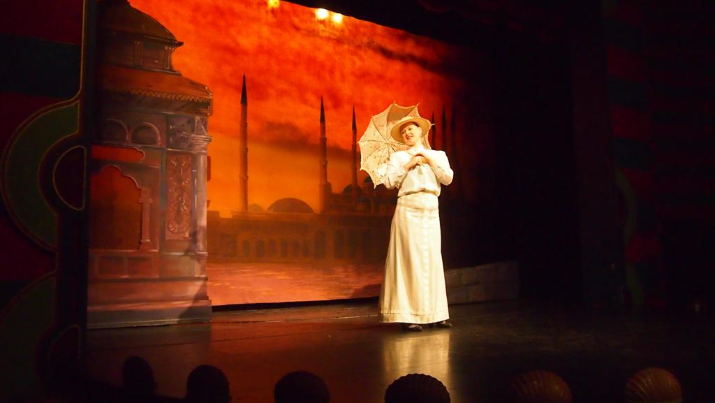 Spoorwegmuseum theatershow