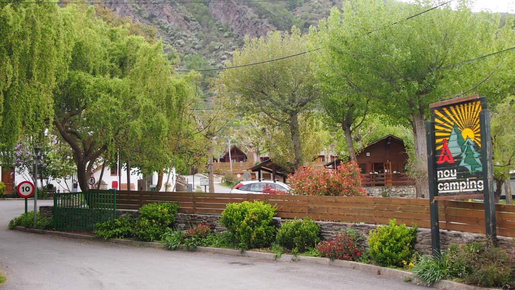 Nou Camping: kindvriendelijke camping in de Pyreneeën.