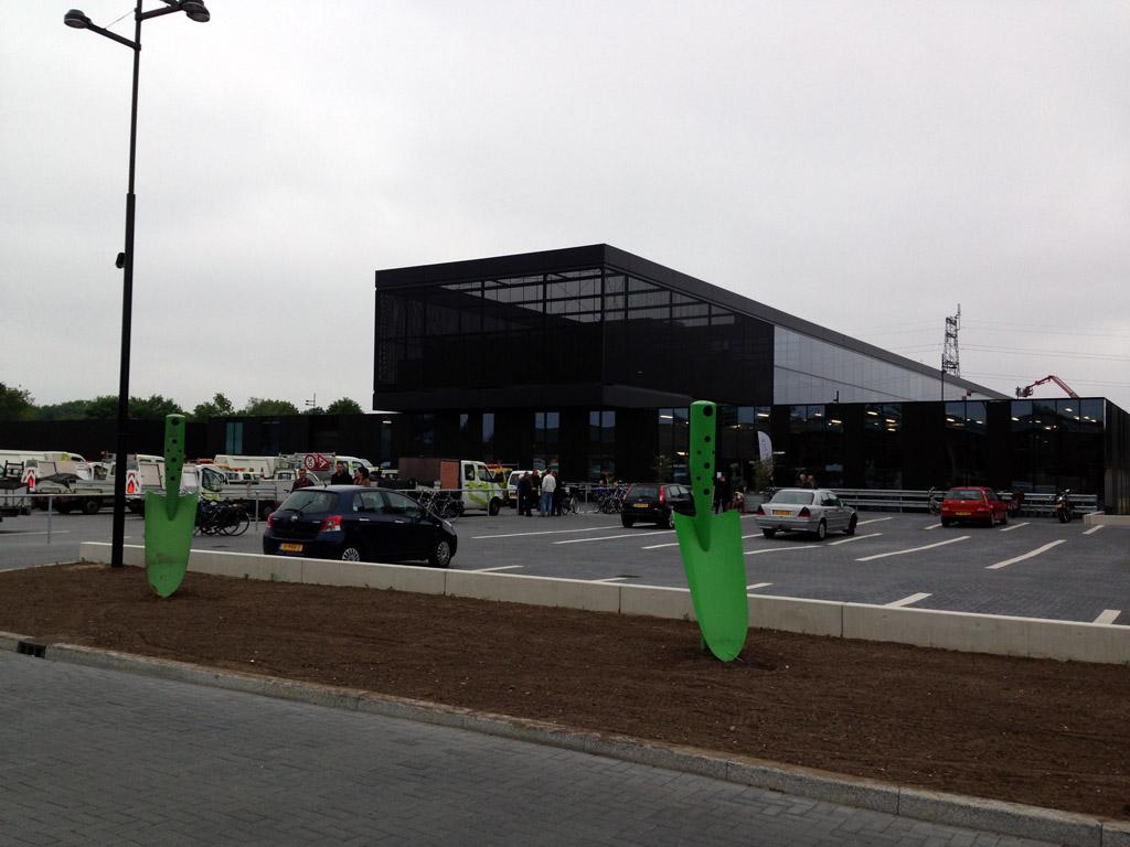 Werkgebouw Zuid in Apeldoorn.