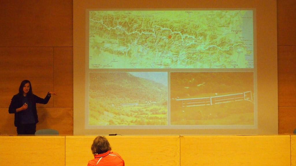 Uitleg over de dieren die in de Pyreneeën leven.
