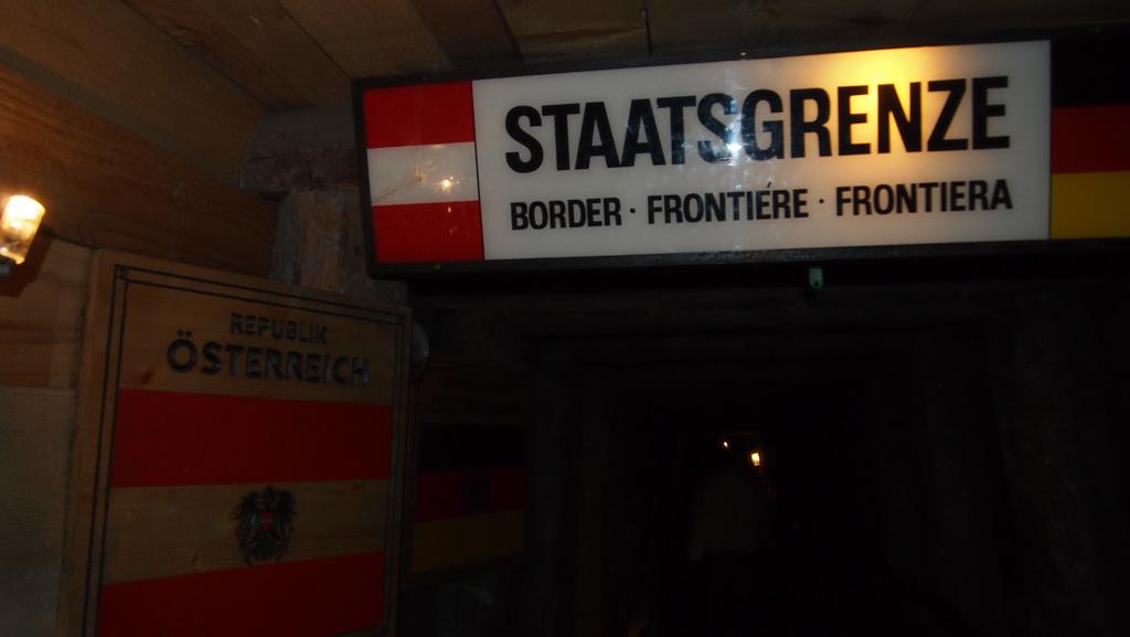 De Duits-Oostenrijkse grens.