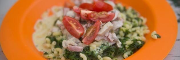 Favoriete eten op vakantie van KidsErOpUit-bloggers