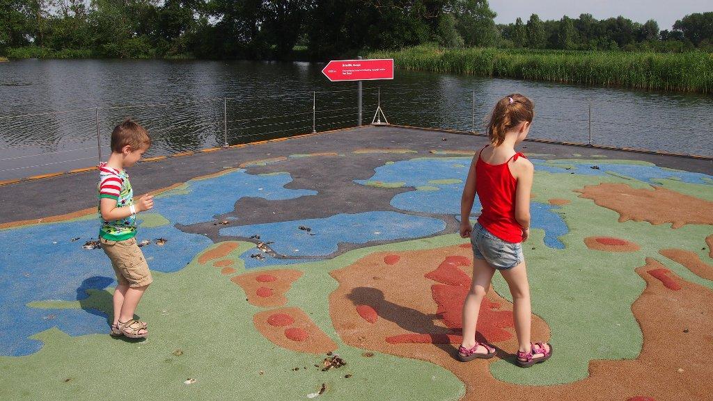Geofort met kinderen een actief dagje uit in de betuwe - Kleur opzoeken ...