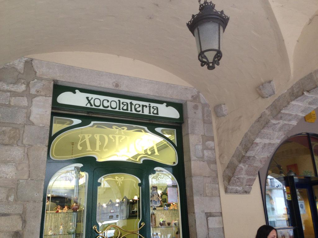 Voor Catalaanse zoetigheid ga je naar Xocolateria.