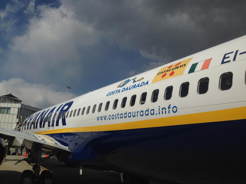 Met Ryanair vlieg je voor een paar tientjes naar Girona.