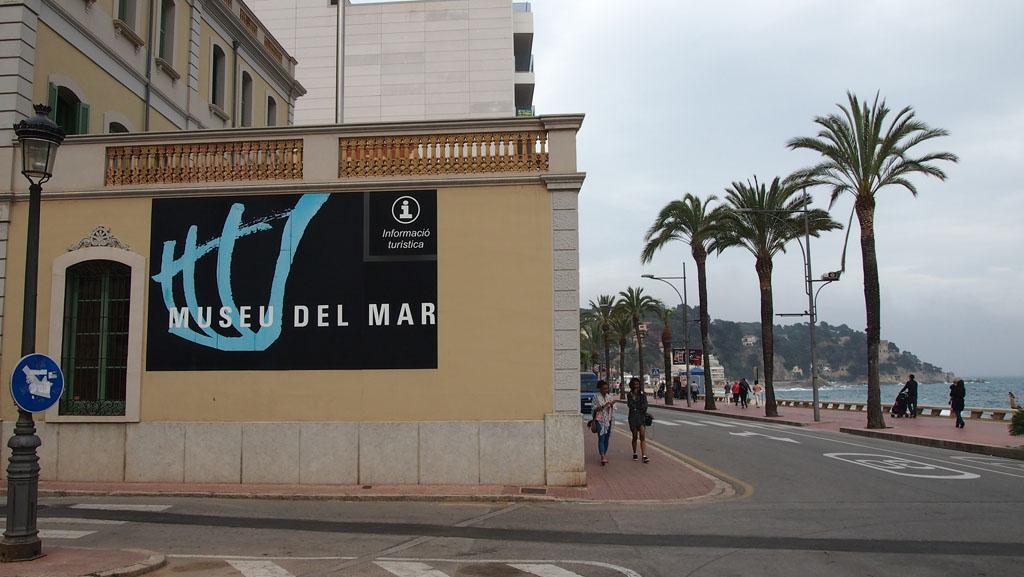 Museum del Mar a.k.a. Maritime Museum.