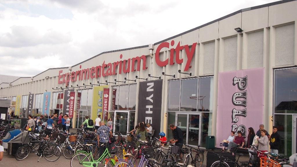 Experimentarium City, dit mag je niet missen als je met kids naar Kopenhagen gaat.