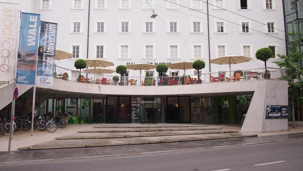 Salzburg met kinderen Haus der Natur