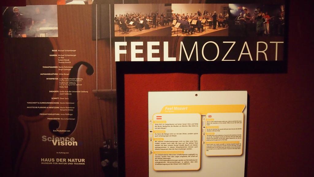 Mozart ervaren zoals het hoort? Dat kan in een speciale ruimte.