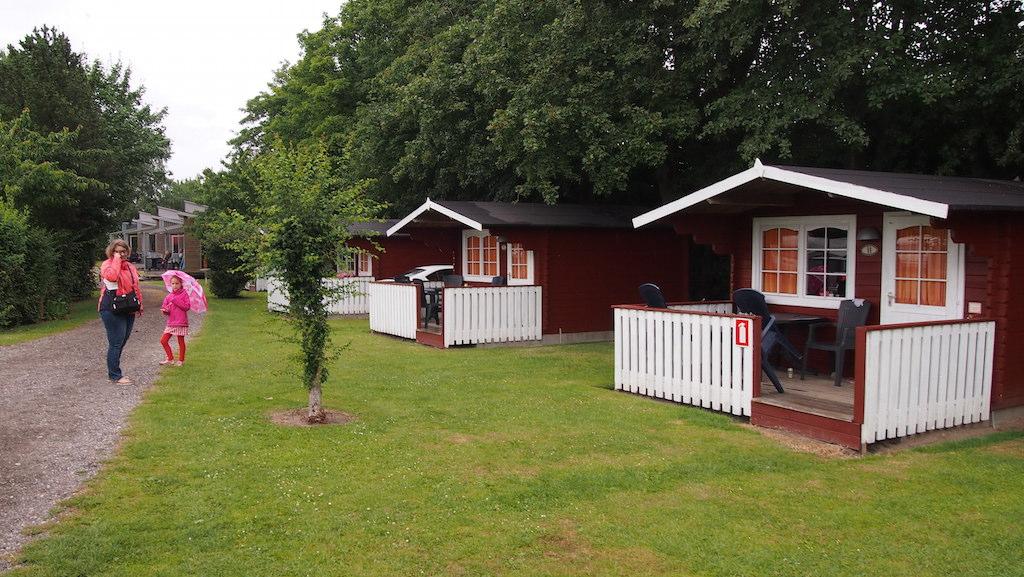 De grotere hutten.
