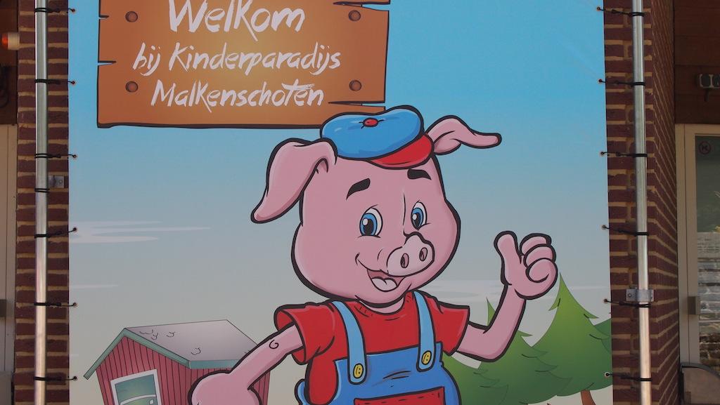 Welkom bij Kinderparadijs Malkenschoten.