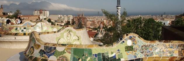 Barcelona: Park Guell met kinderen