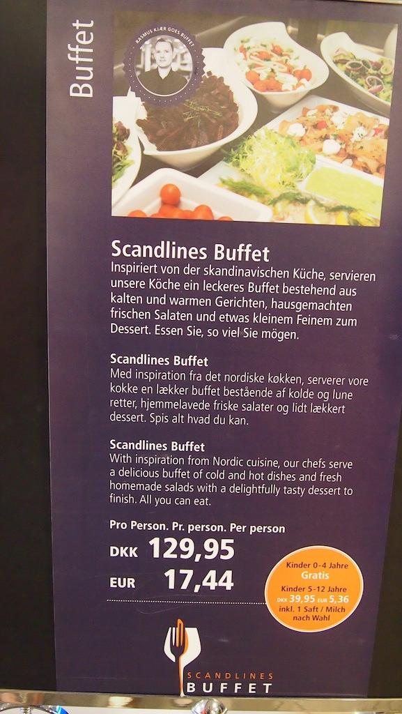 Als je uitgebreid wil lunchen kan je terecht in het restaurant.
