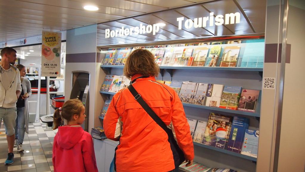 We verzamelen direct wat toeristische informatie over Denemarken.