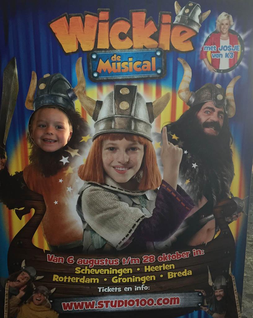 Zien we daar een Viking of is het toch Camiel?