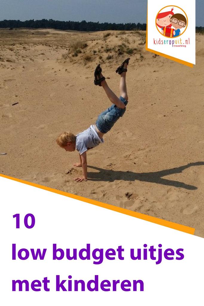 10 tips voor low budget uitjes met kinderen