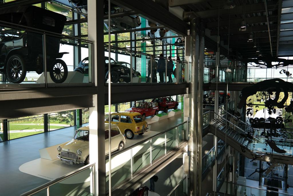 Het automuseum.