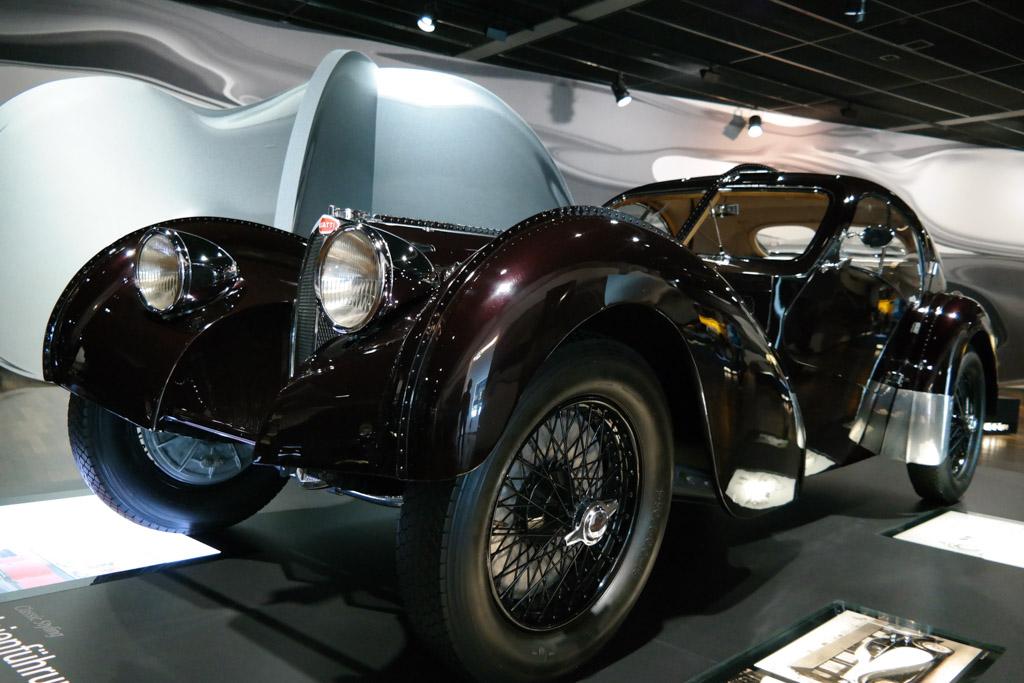 Pronkstuk: Bugatti T57 S 20.