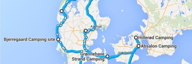 Rondreis Denemarken met kinderen: route en kosten (incl filmpje!)