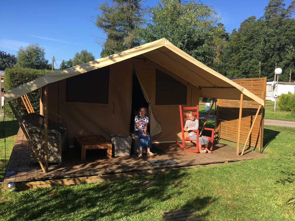 Camping Muhlenbach, kindvriendelijke 4-sterrencamping.