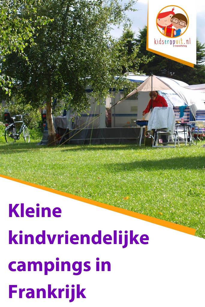 Onze ervaringen met kindvriendelijke campings in Frankrijk.