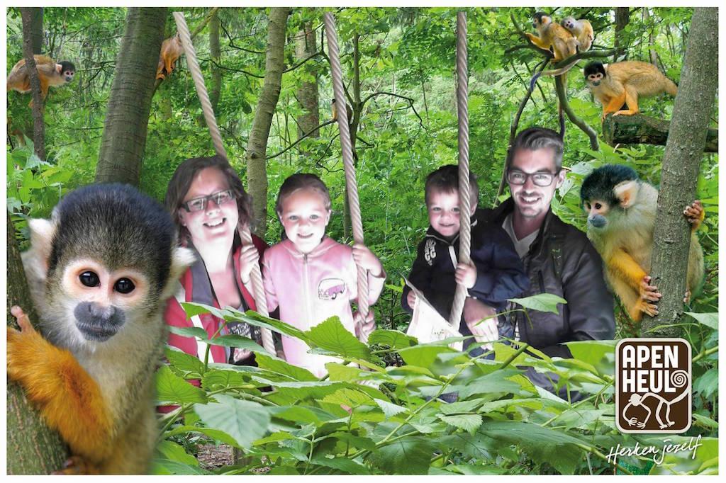 Wij vinden de Apenheul super voor het hele gezin!