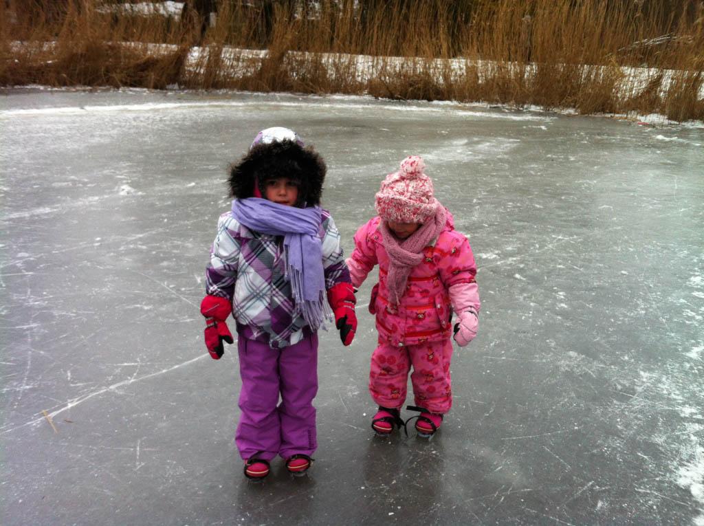 goedkoop er op uit met kinderen in de winter