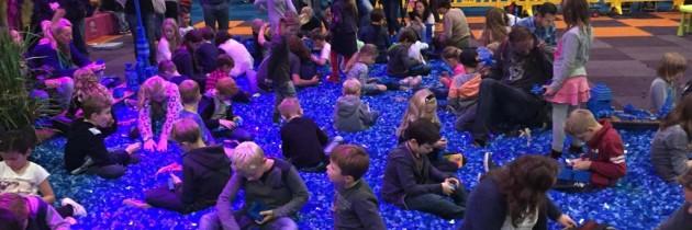 LEGO World: een grote LEGO binnenspeeltuin in Utrecht