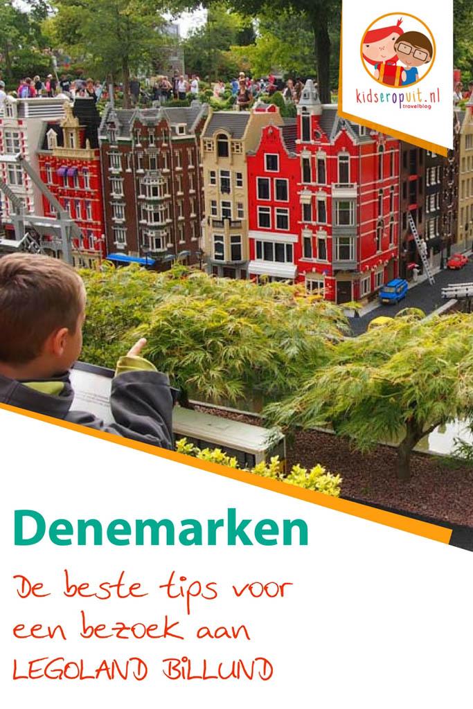 Alle tips voor een bezoek aan LEGOLAND in Denemarken