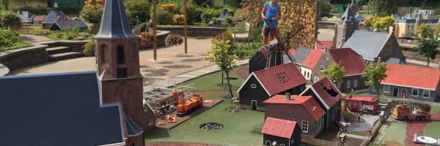 Middelburg: Mini Mundi met kinderen