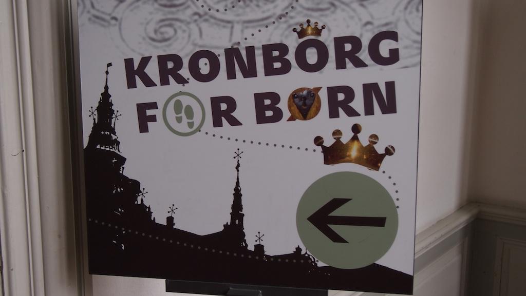 Kronburg voor kinderen.