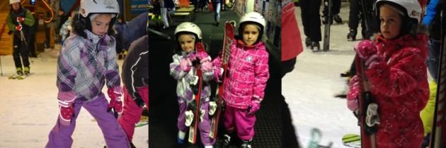 Snowworld Zoetermeer: proefles skiën voor kinderen