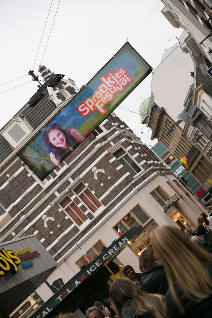 Sprookjesfestival in Arnhem.