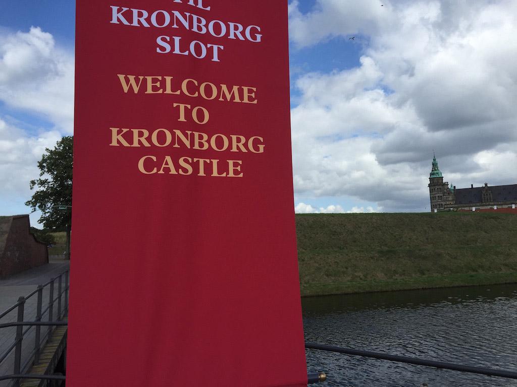 Welkom bij Kronborg Slot.