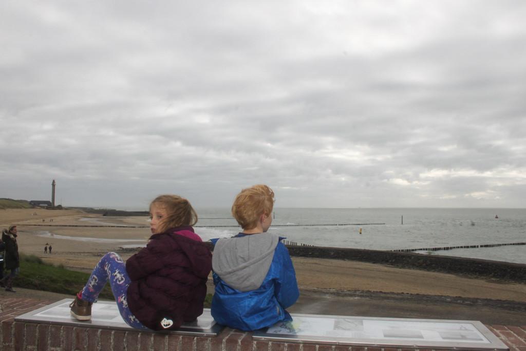 We genieten van de omgeving. Het strand is favoriet.