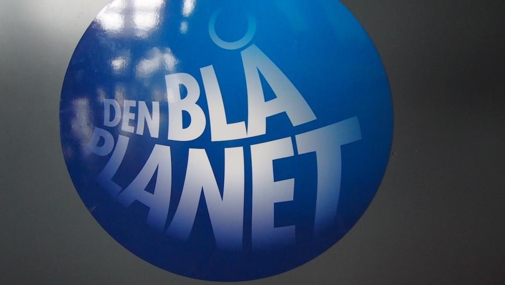Den Bla Planet.