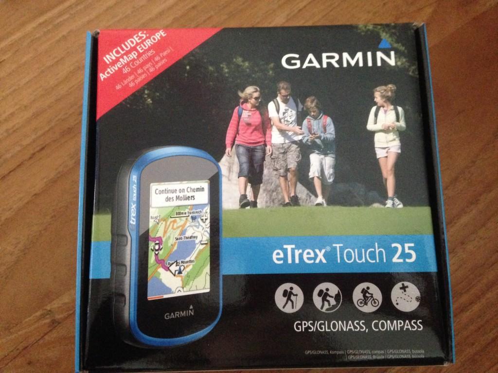 GPS-apparaatGarmin3