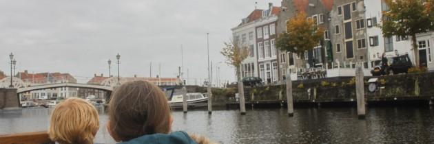 Citytrip in eigen land: 6 voordelen van Middelburg met kinderen