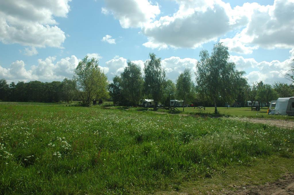 Prachtige ligging van minicamping Weideblik.