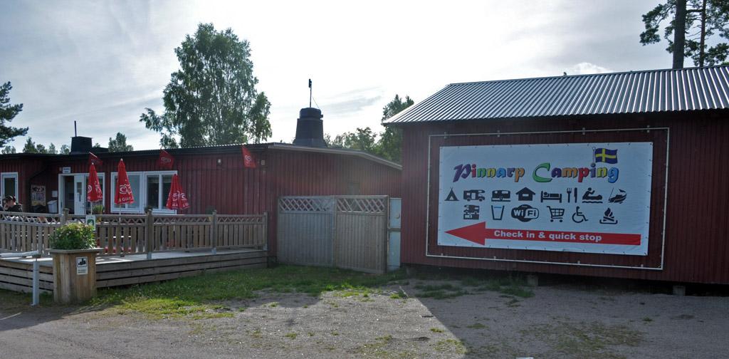 Welkom bij Pinnarp Camping.