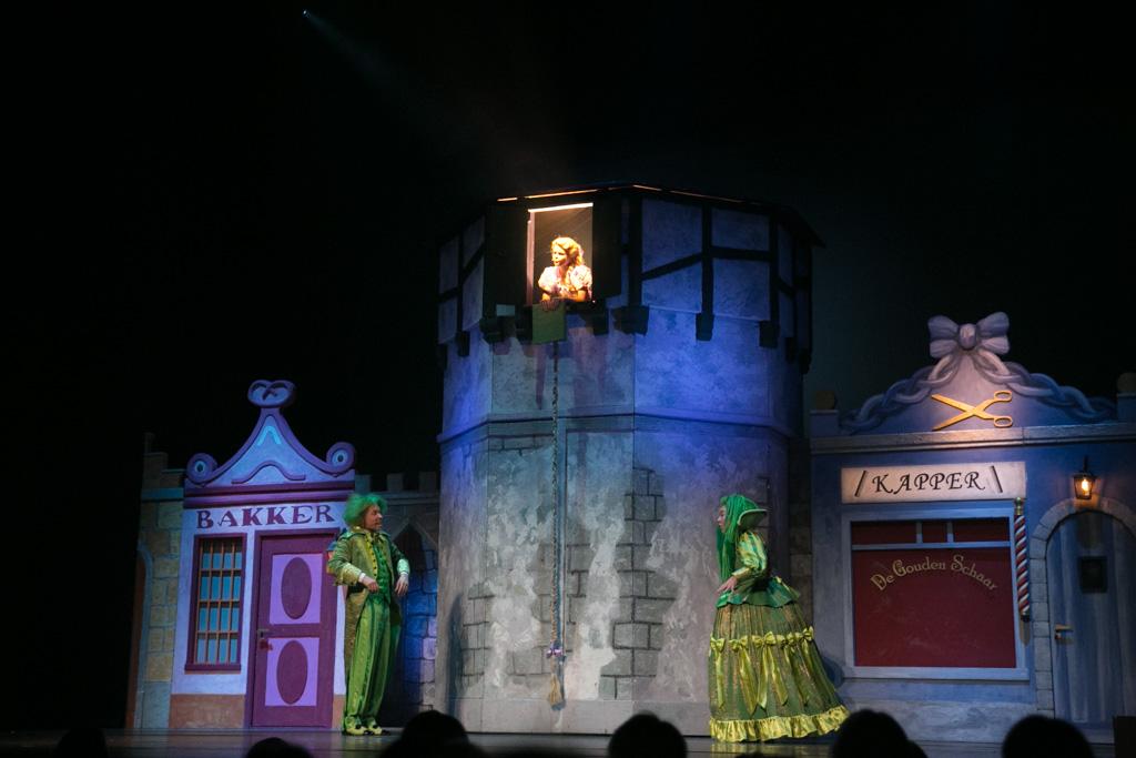 Titus Fien en Rapunzel