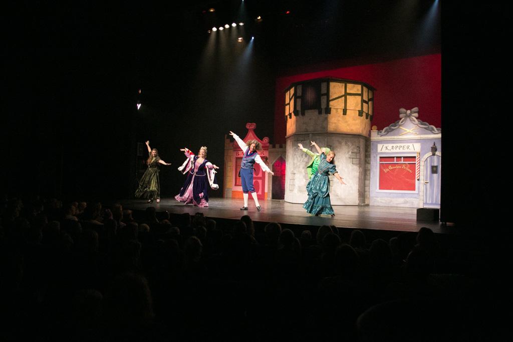 Rapunzel de musical