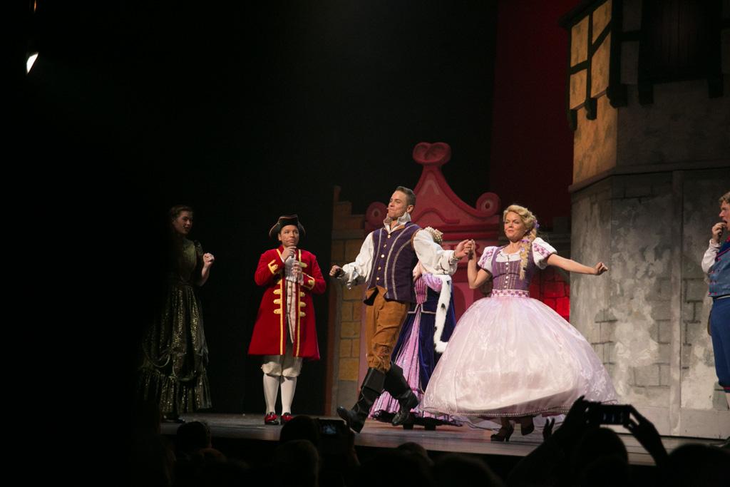 slot Rapunzel de musical