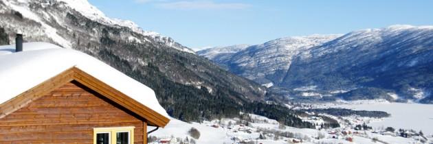 Wintervakantie in Noorwegen: skiën in een ansichtkaart