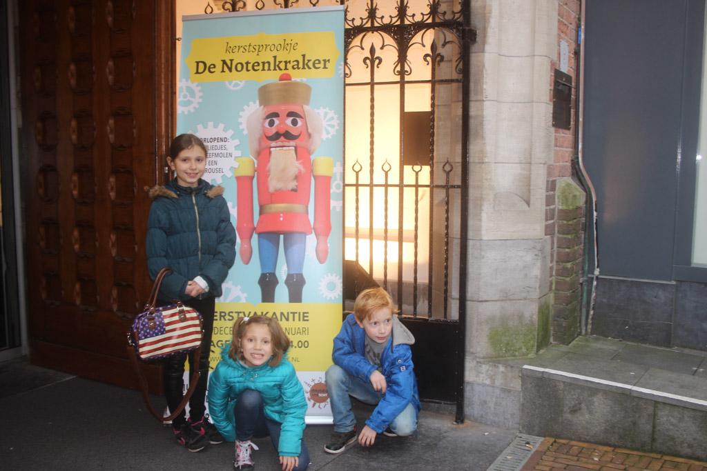Het Speelklok museum heeft een speciaal kerstverhaal: de notenkraker