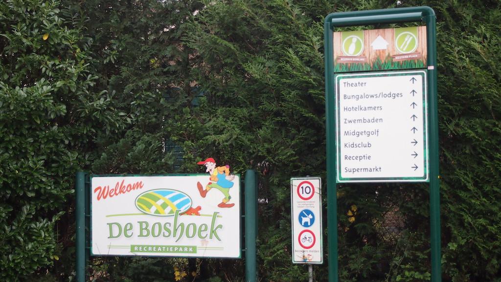 Welkom bij De Boshoek.